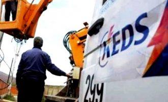Sulmohet punëtori i KEDS-it në Suharekë