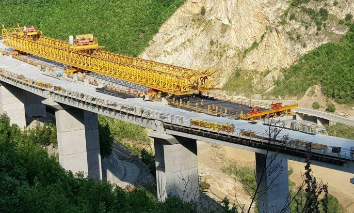 Kaçanik –  Vjedhin pjesët e urës me vlerë mbi 27 mijë euro