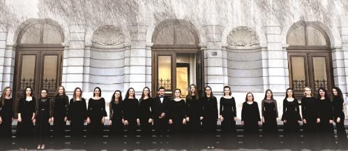 """Koncerti i radhës i korit të qytetit të Pejës """"Siparantum"""" në Kroaci"""