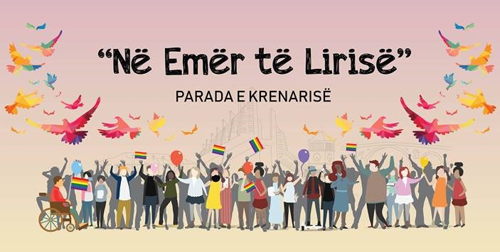 Më 10 tetor parada e dytë e LGBTI-së në Prishtinë: Në emër të lirisë