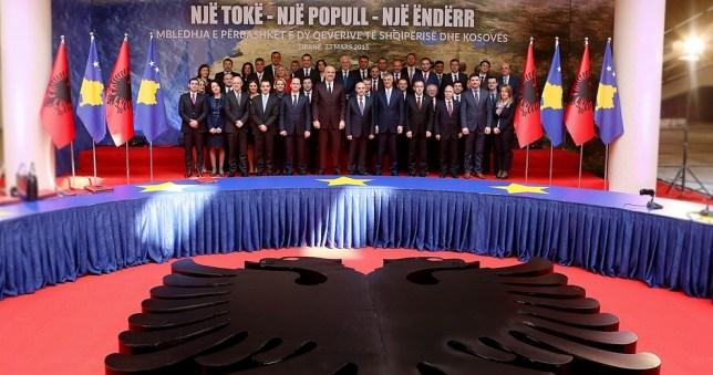 Qeveritë Kosovë – Shqipëri ritakohen në Pejë më 26 nëntor