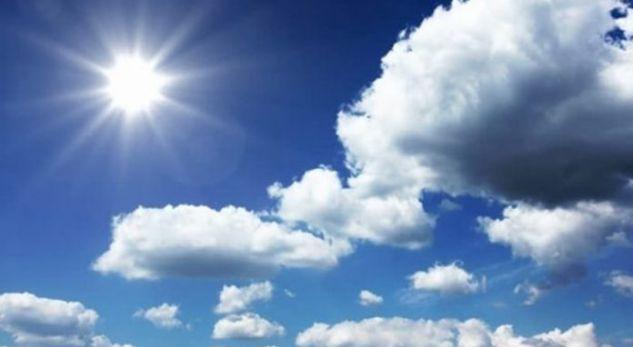 Vazhdon moti i ngrohtë dhe me diell