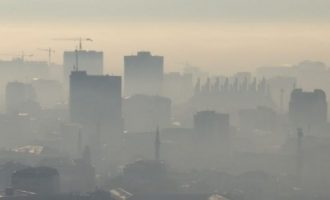 Kthehet ajri i ndotur në Prishtinë e Gjilan