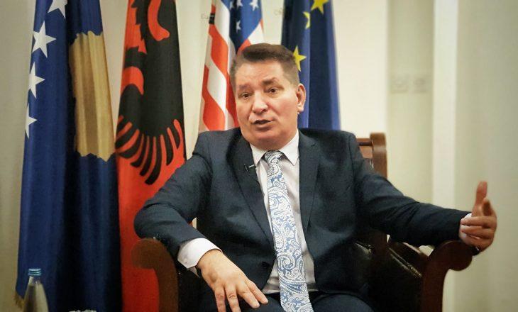 """""""Nëse hiqet taksa ndaj Serbisë, Qeveria Haradinaj s'ka arsye të ekzistojë"""""""