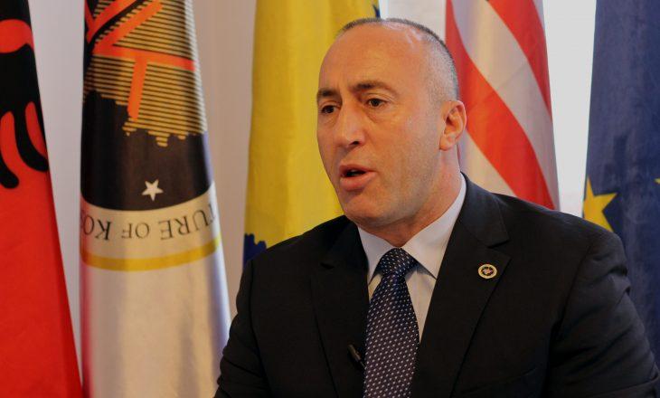 Haradinaj: Në shtetin tonë të ri nuk ka vend për diskriminim