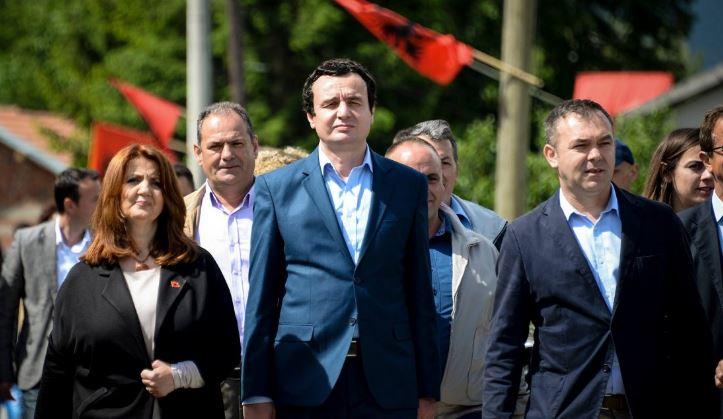 Deputeti i Vetëvendosjes uron për fitoren e Kosovës, një ditë pasi himni i Kosovës injorohet nga Kurti