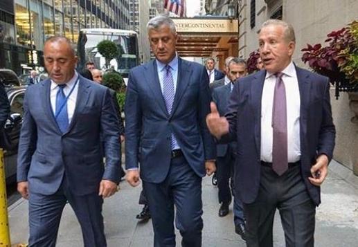 Pacolli reagon për përplasjen e Thaçit dhe Haradinajt