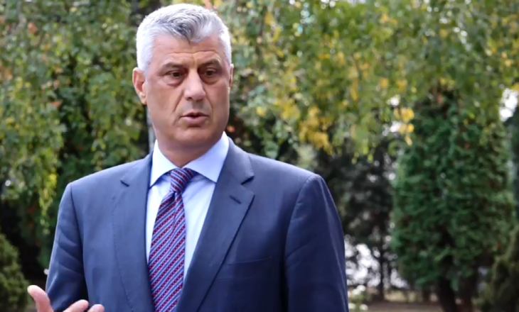 Edhe Thaçi dënon sulmin ndaj pelegrinëve serbë në Istog