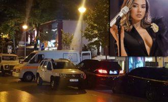 Detaje për vrasjen në Tiranë – Elvana Gjata u ngacmua nga njerëzit e Ervis Martinajt, i fejuari thirri grupin e tij pas konfliktit fizik