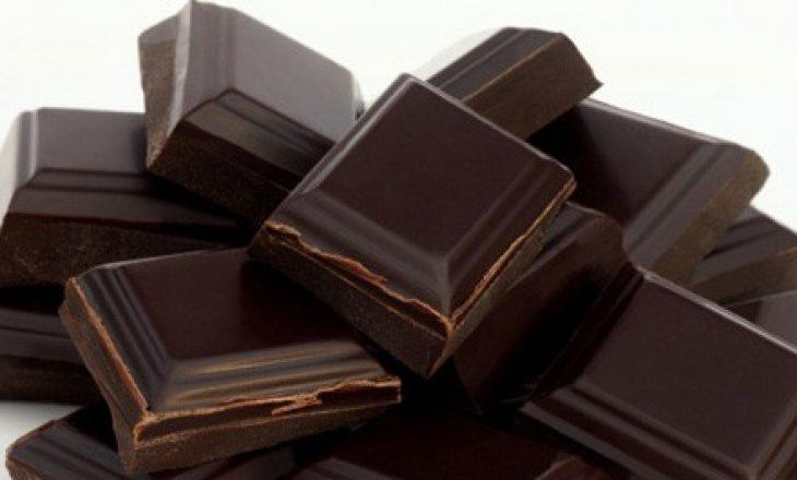 Benefitet shëndetsore të çokollatës së zezë
