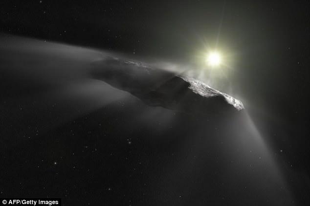 Mund të ketë anije aliene e cila vëzhgon tokën, sipas shkencëtarëve të Harvard-it