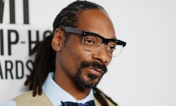 Snoop Dogg do të nderohet me yll në 'Walk of Fame'