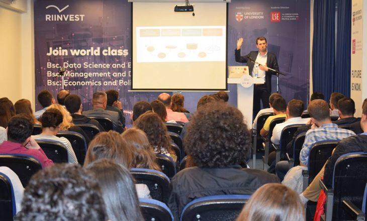 Kolegji Riinvest, institucioni ku cilësia, vlera dhe avancimi janë forcat udhëheqëse
