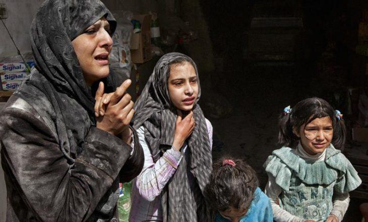 Alarmante, 12 gra e 16 fëmijë nga Kosova jetojnë në dy kampe të prekura nga kolera në Siri