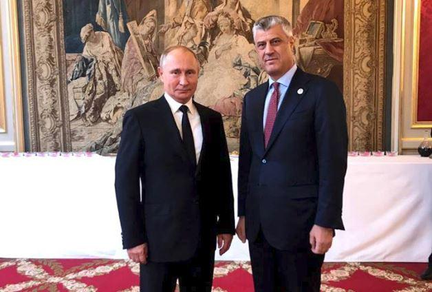 Ambasadori rus flet për takimin Thaçi-Putin