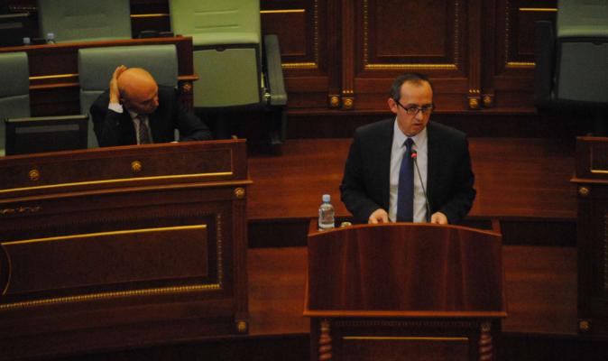 Hipokrizia e LDK-së – E vlerëson si skandaloze mungesën e deputetëve ne komisione parlamentare