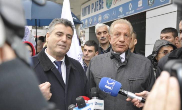 Bahtiri: Për dështimin në Interpol, fajtor është Thaçi dhe jo Pacolli