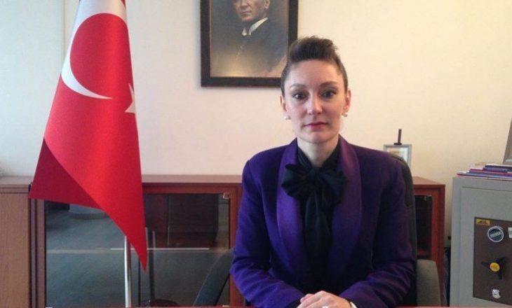Detajet e fundit rreth gjendjes shëndetësore të ambasadores turke