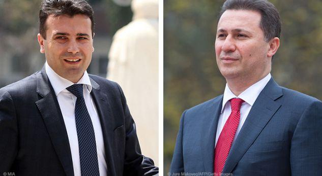 Gruevski u lajmërua nga Hungaria, reagon Zaev
