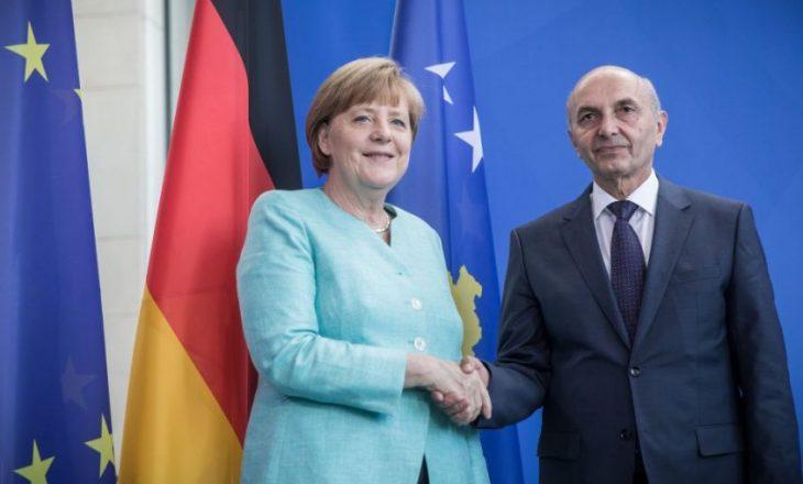 Kancelarja Merkel i kthen përgjigjen Isa Mustafës, ku flet për liberalizimin e kufijtë