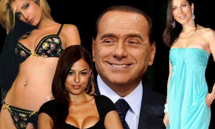 """Rihapet sërish rasti """"Eskortë"""" ndaj ish-kryeministrit Berlusconi"""