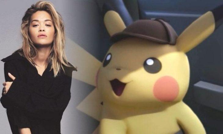 "Publikohet traileri i filmit ""Pikachu"""