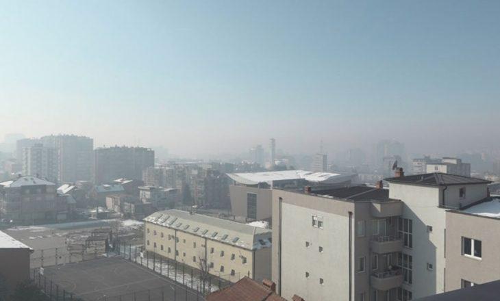 Prishtina në vendin e tretë në botë me ndotje të ajrit