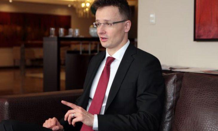 Ministri i jashtëm i Hungarisë: BE-ja është e padrejtë për vizat me Kosovën