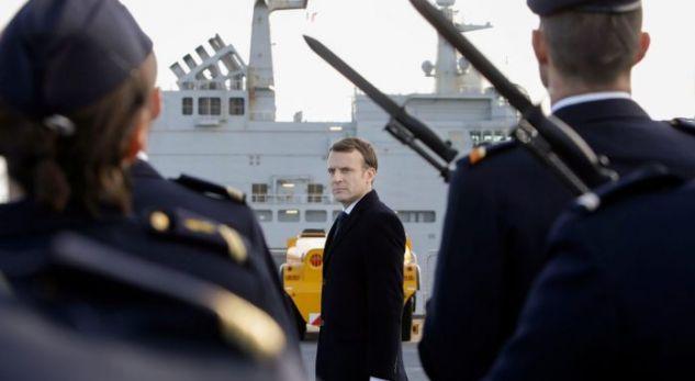 Vjen reagimi i Macronit, pasi Trump e sulmoi atë dhe u tall me Francën