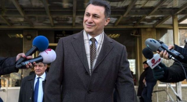 Gruevski lajmërohet nga Hungaria, tregon pse është arratisur