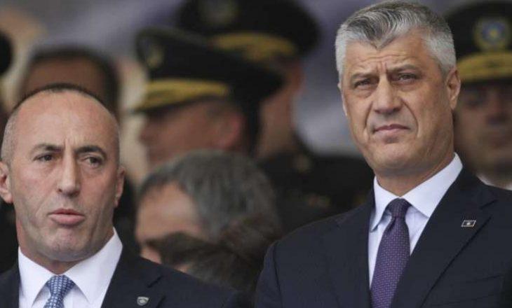 Haradinaj tregon nëse është konsultuar me Thaçin për rritjen e taksës