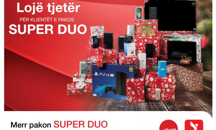 Të gjithë klientët e Super Duos- pjesë e lojës shpërblyese të fundvitit