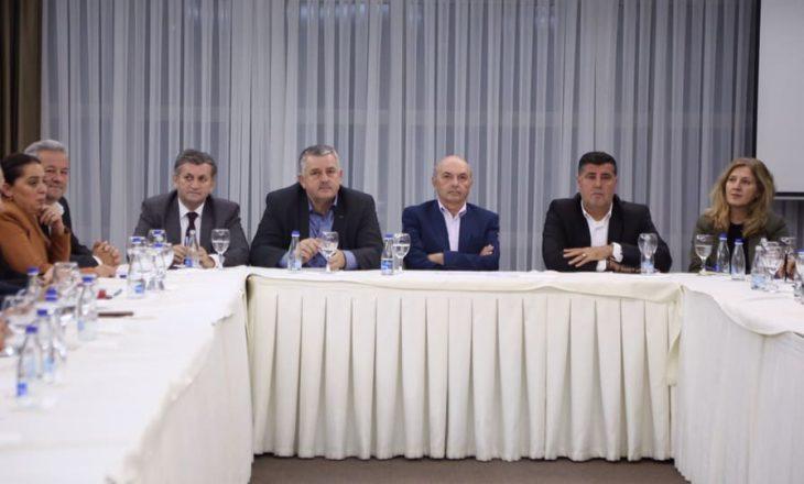 Mustafa tregon nëse do ta rrëzojnë qeverinë me votat e Listës Serbe