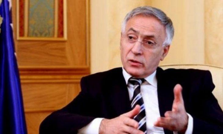 Krasniqi: Vetëm qarqet e Beogradit kanë shkruar negativisht për UÇK-në dhe Adem Jasharin