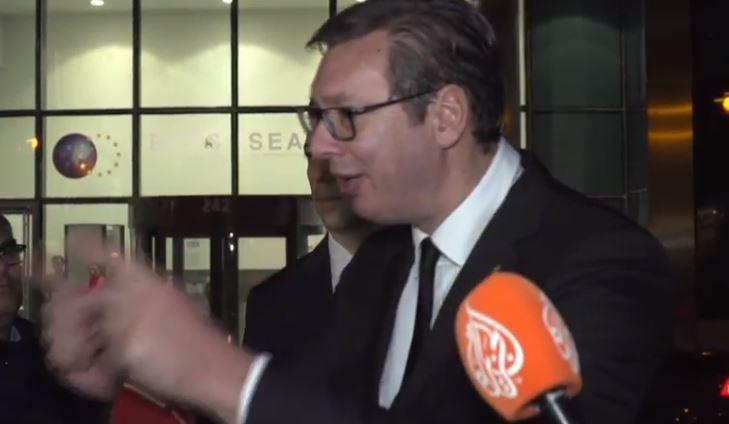 Vuçiq: Policia e Kosovës nuk ka autoritet në veri, unë do të kujdesem për rastin e Oliver Ivanoviqit