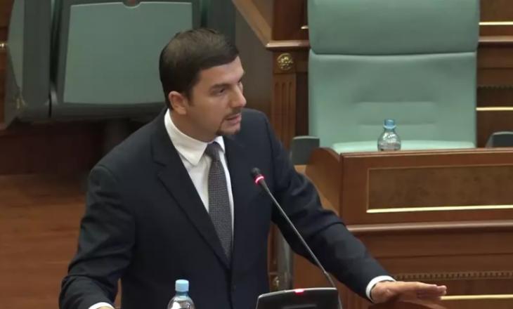Krasniqi i quan joetike deklaratat për postin e presidentit