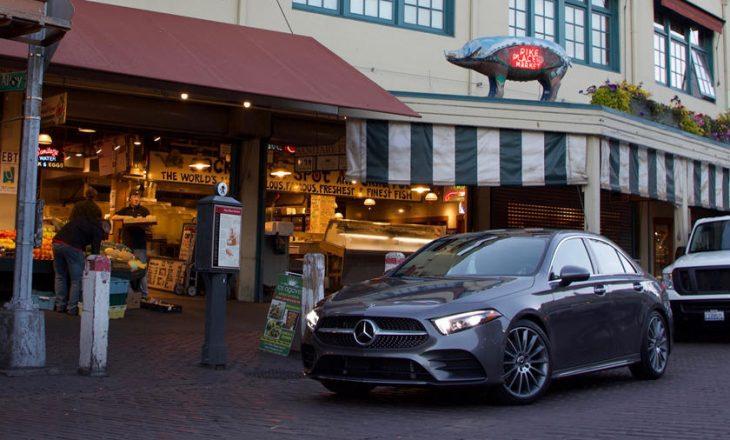 Mercedes-Benz i 2019-ës, modeli i ri A-Class