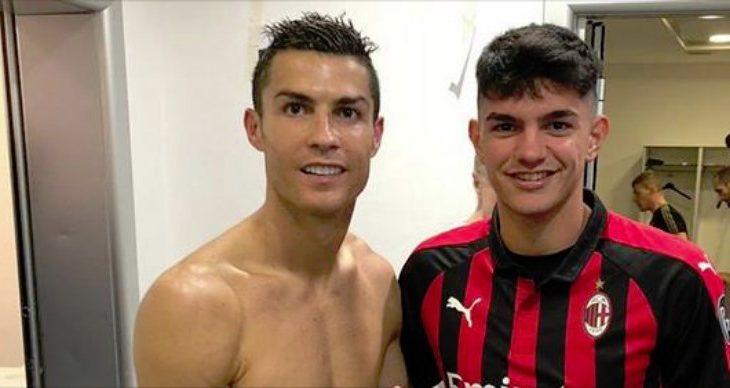 I kërkoi Ronaldos të bëjë fotografi, por shikoni çfarë ndodhi prapa saj