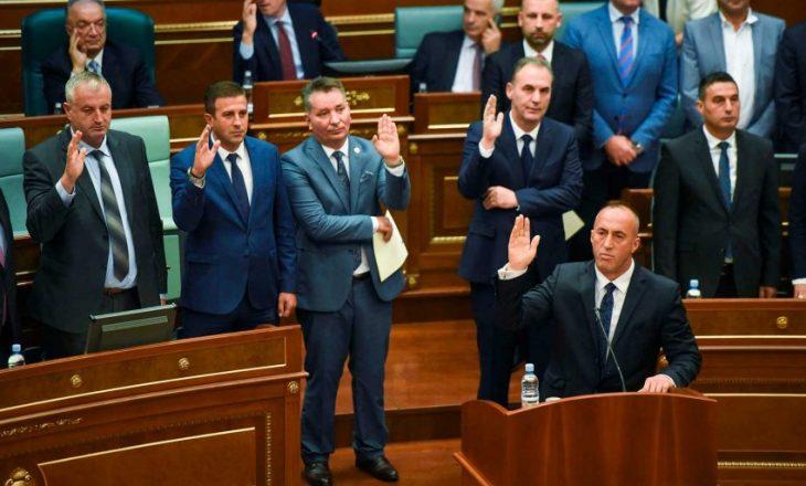 Qeveria Haradinaj, drejt rënies