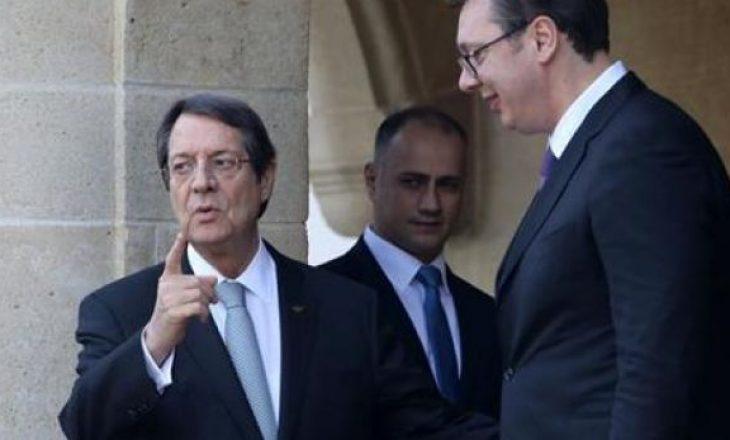 Presidenti i Qipros konsideron se pavarësia e Kosovës është e paligjshme