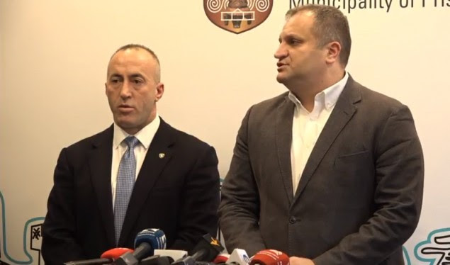 Dardan Sejdiu flet për raportet mes Shpend Ahmetit e Ramush Haradinajt