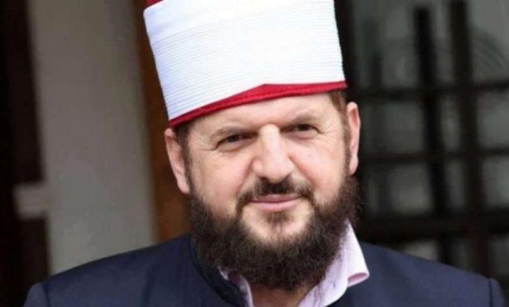 Shefqet Krasniqi demanton BIK-un për ligjëratat në Xhaminë e Madhe