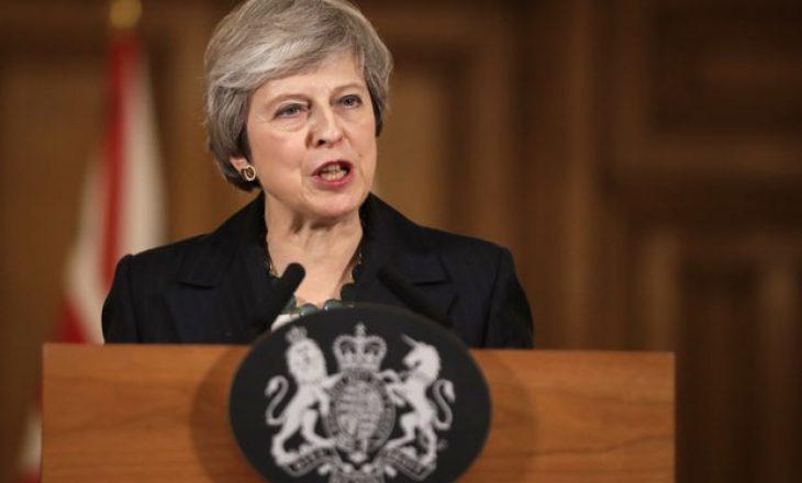 May: shkarkimi im nuk do t'i lehtësojë negociatat për Brexit