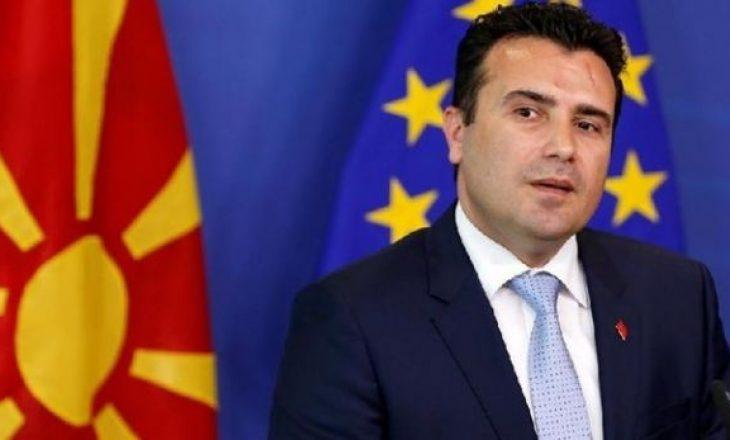 Zaev thotë se do të krijojë qeverinë e re