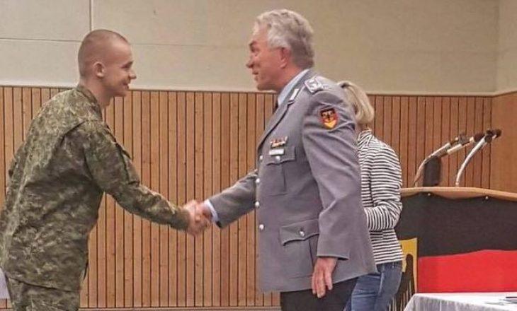 Dy kadetë të FSK-së diplomohen në Akademinë Ushtarake të Gjermanisë