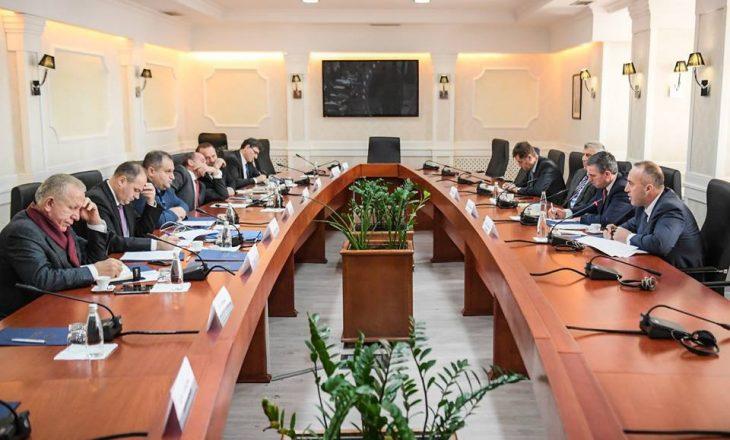 Delegacioni shtetëror me rol monitorimi në dialog