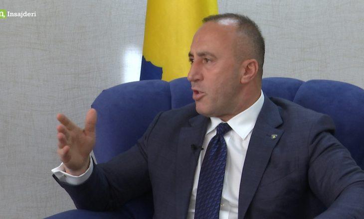 A ka rrezik për luftë mes Kosovës dhe Serbisë? – Haradinaj flet për Insajderi
