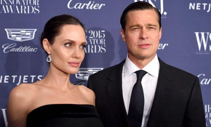 Brad Pitt me të dashur të re, lidhet me një tjetër yll të Hollywood-it