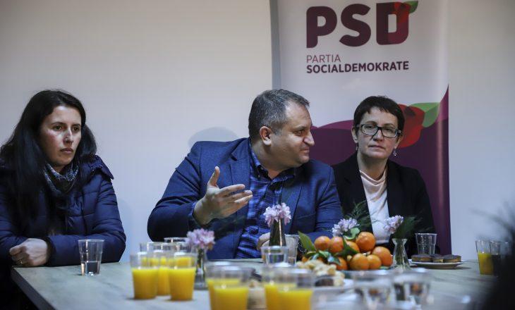PSD hap zyrat edhe në Kastriot