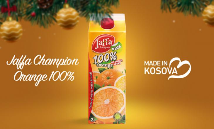 Jaffa Orange  100%,  prodhim vendor me shije unike!